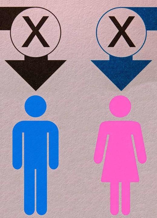Gleich viele Männer wie Frauen?    Foto: Sebastian Gollnow