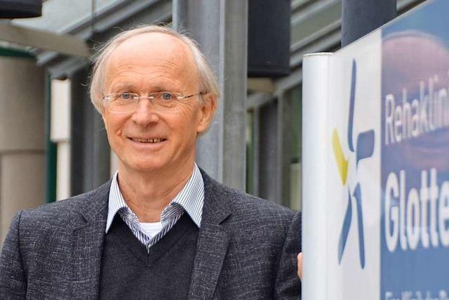 Ehemaliger Glotterbad-Chefarzt Werner Geigges: