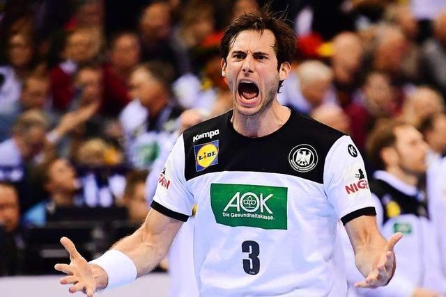 Uwe Gensheimer kehrt zurück nach Mannheim
