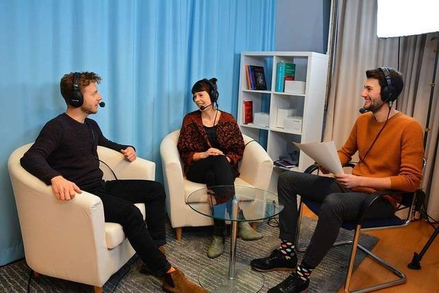 Mit einem Podcast klären junge Freiburger Ärzte über psychische Krankheiten auf