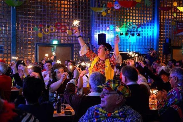 Obergildenmeister wünscht sich für die Narren eine Halle zum Feiern