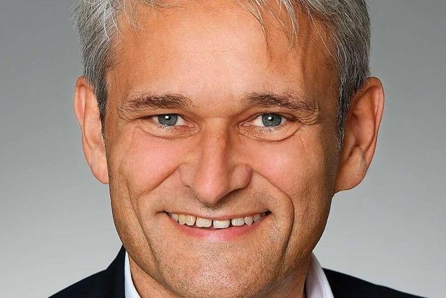Ein Rundgang durch Heitersheim mit Bürgermeisterkandidat Martin Löffler