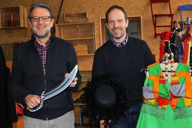Neues Sozialkaufhaus öffnet seine Pforten in Wallbach