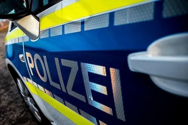 Polizei sucht Zeugen nach Verkehrsunfall in Haslach
