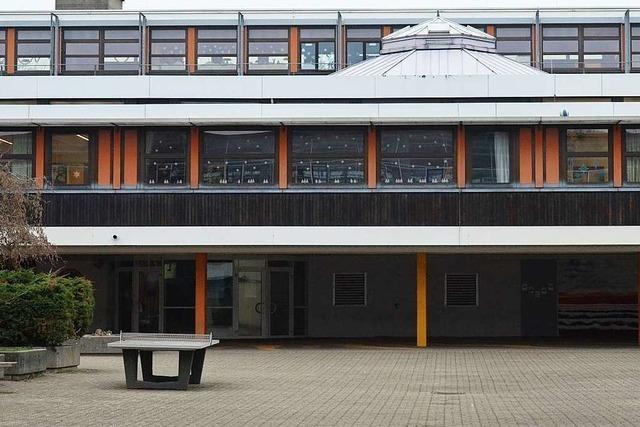 Müllheims Schulzentrum I soll ein Bildungscampus mit vielfältiger Nutzung werden