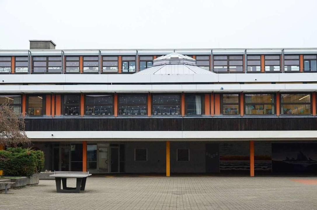 Michael-Friedrich-Wild-Grundschule ist Teil des Schulzentrum I (Archivbild).  | Foto: Julia Jacob