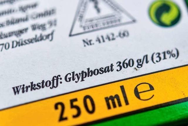 Breisach verbietet Glyphosat auf städtischen Flächen