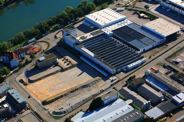 Franke stellt Bau des 25 Millionen Euro teuren Zentrallagers ein