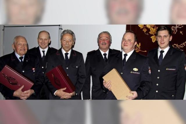 25 Mal war die Feuerwehr im Einsatz