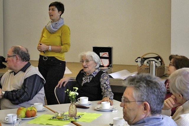 Viele Ideen für die Seniorenarbeit