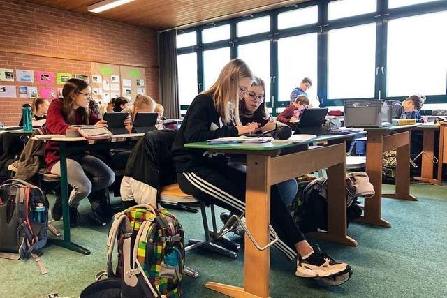 Warum sich deutsche und französische Schüler Briefe schreiben