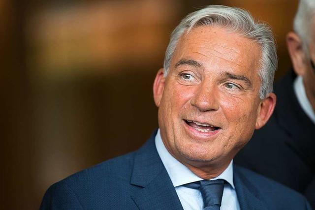 Innenminister Strobl ist für mehr sichere Herkunftsländer