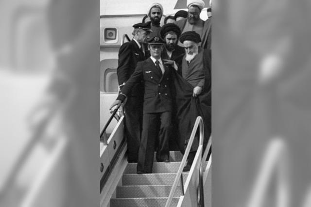 Der Umsturz von Teheran