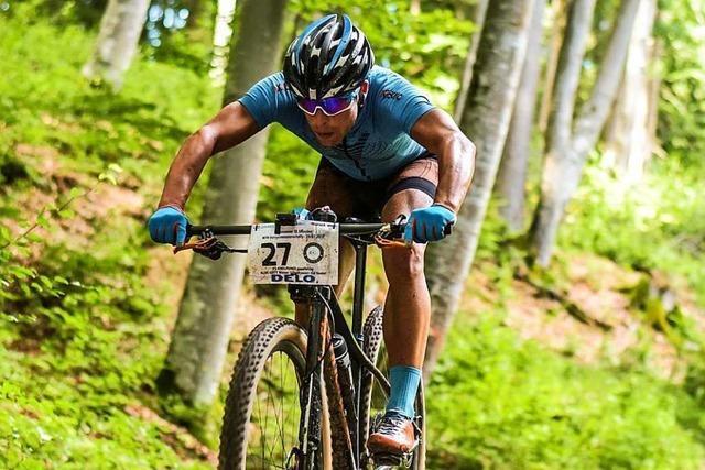 Mountainbiker Kai Saaler aus Hasel hat einen neuen Verein gegründet