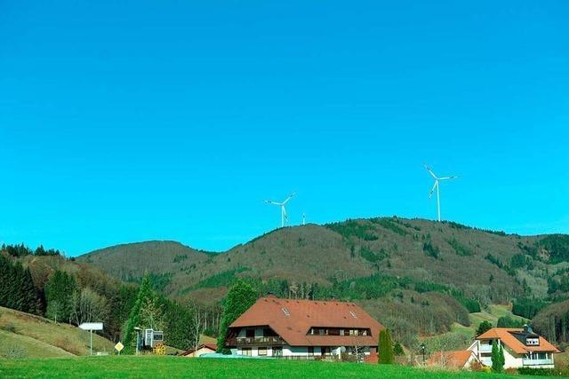 Neuer Windpark nördlich von Endenburg ist in der Planungsphase