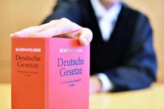 2000 neue Stellen für Richter und Staatsanwälte in Deutschland