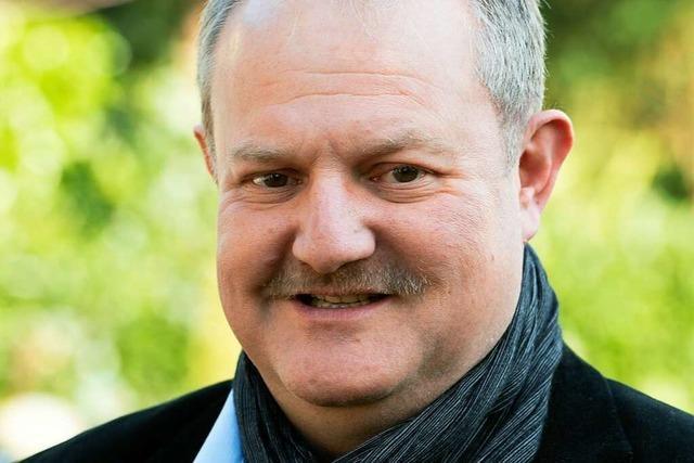 Ein Rundgang durch Ballrechten-Dottingen mit Bürgermeisterkandidat Reinhard Freudig