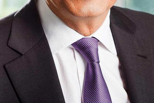 Bank und Schlips – Vom Nutzen der Krawatte