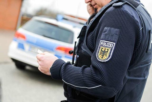 Bundespolizei nimmt viel gesuchten Mann am Grenzübergang fest