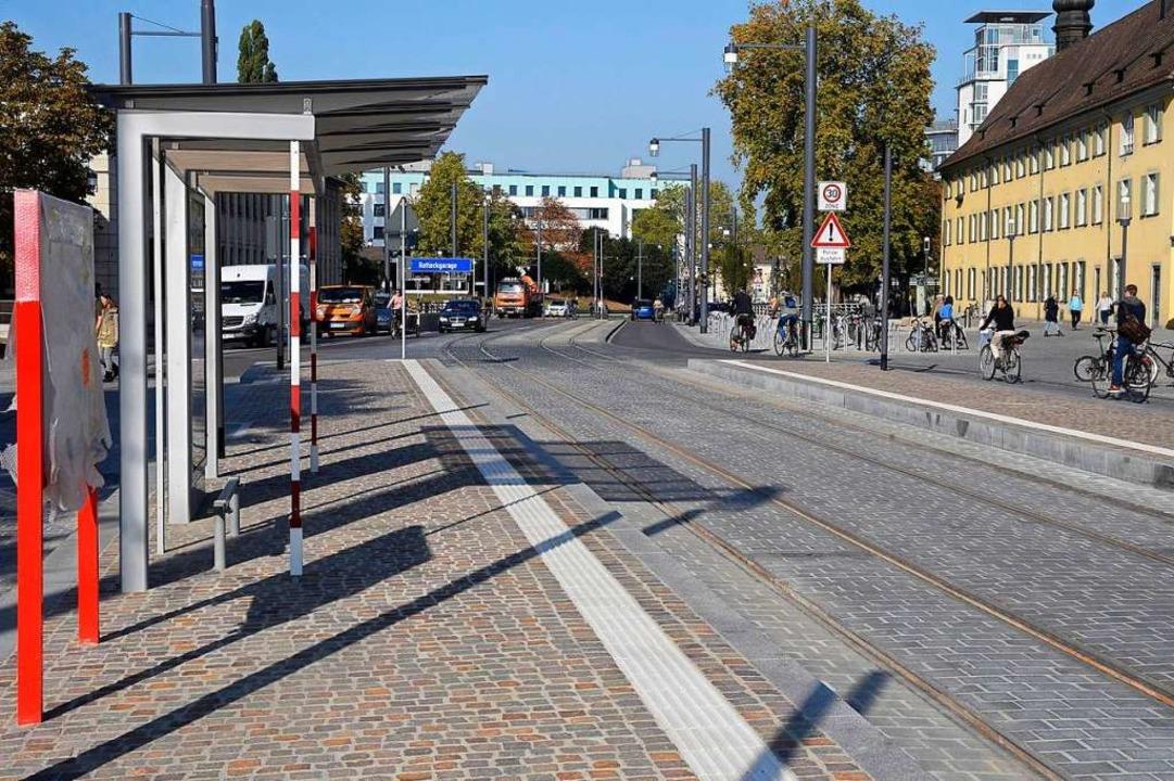 Die Gutachter wünschen sich auch die H... VAG als Schattenspender in der Stadt.    Foto: Thomas Kunz