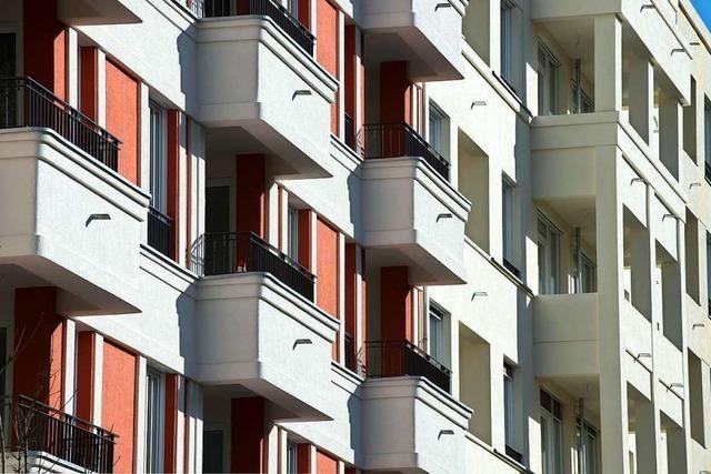 Wohnungspreise sollen laut Fachleuten der Lörracher Sparkasse nicht weiter steigen