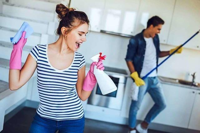 Frühjahrsputz: 3 Tipps für eine blitzeblanke Küche