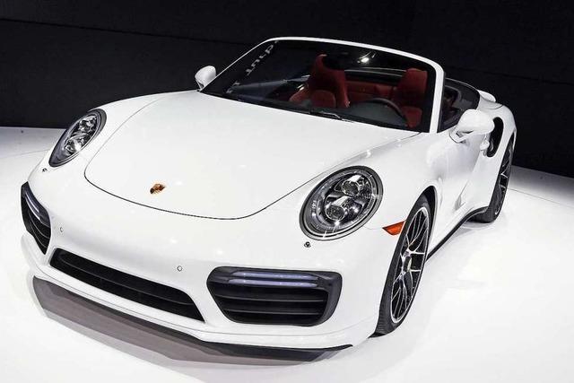 Porsche meldet US-Behörde Unregelmäßigkeiten