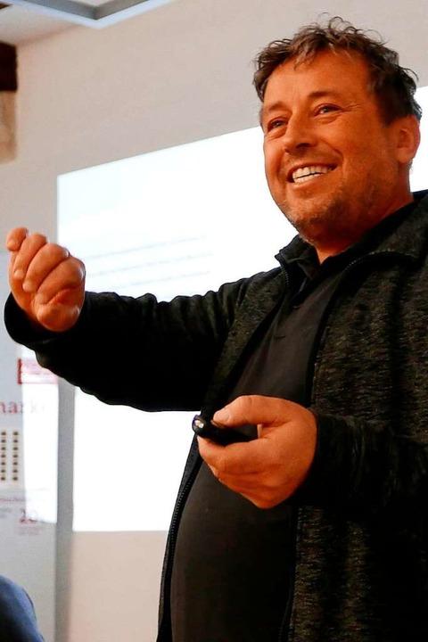 Ein erstes Grobkonzept für einen Abent...Firma Kukuk im Gemeinderat vorgestellt  | Foto: Hans-Peter Müller