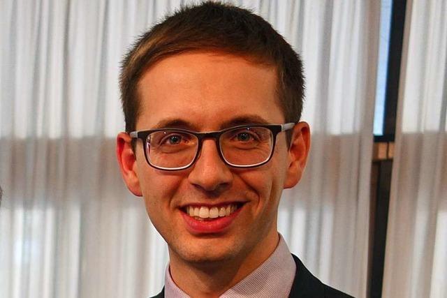 Felix Lehr wird Rektor der Realschule im Bildungszentrum Bonndorf