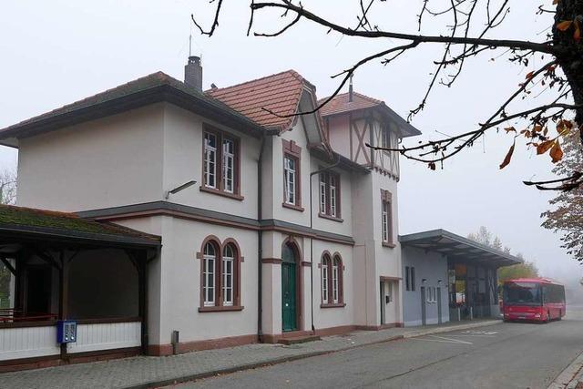 Busbahnhof beim Staufener Bahnhof wird verlegt