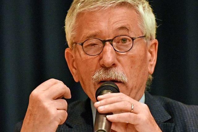 Islam-Debatte in Freiburg: Sarrazin-Anhänger setzen Ourghi zu