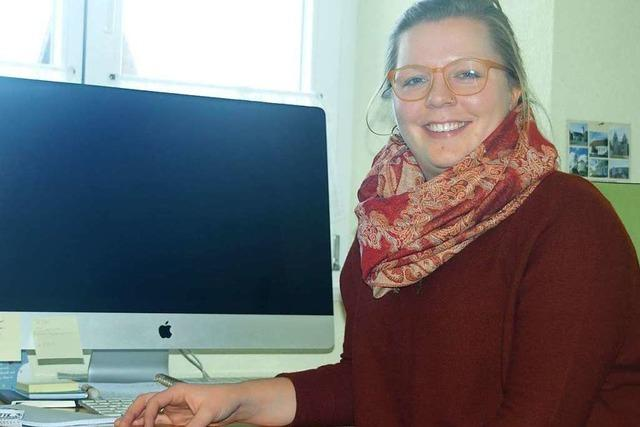 Dorothee Vollmer ist neue Ehrenamtskoordinatorin