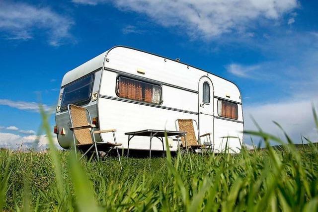 Eigentümer holt sich gestohlenen Wohnwagen aus Frankreich zurück – dank GPS