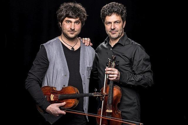 Michael und Markus Dinnebier in Riegel