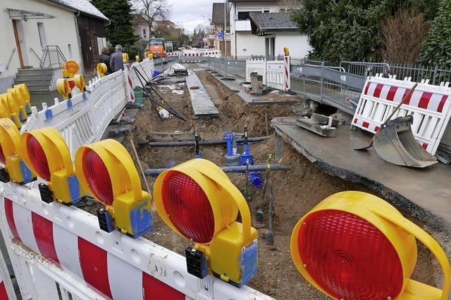 Damit Bad Krozingen den Kanal künftig nicht mehr voll hat