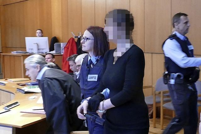 Mordprozess in Offenburg: War ein Erotikchat das Motiv?