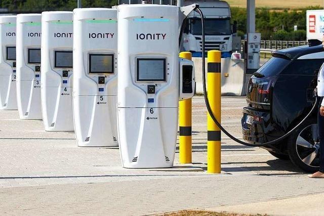 Autoanalyst sieht Elektroautos am Beginn eines Booms