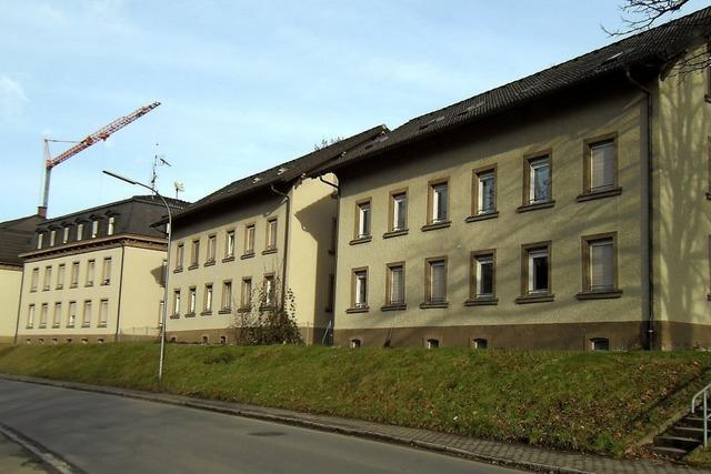 Weniger Bewohner in Bayer-Häusern