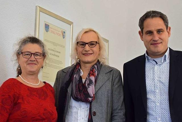 Das Gebäudemanagement im Schopfheimer Rathaus hat eine neue Leiterin