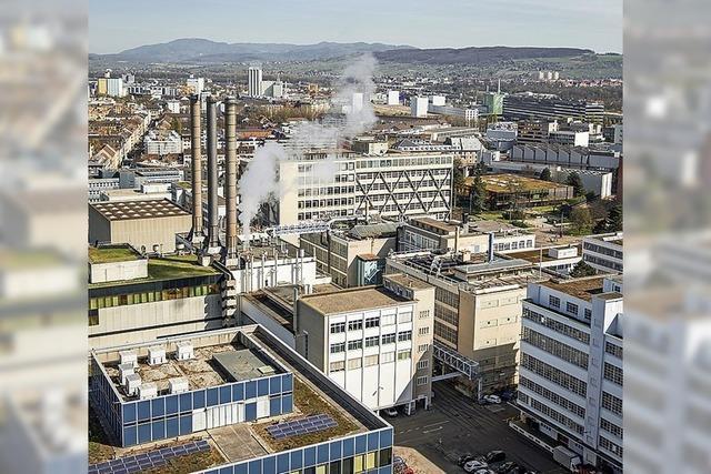 Novartis und BASF prüfen Verkauf des Klybeckareals