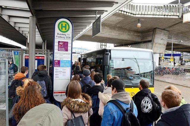 Eine große Umstellung für Pendler zwischen Freiburg und Breisach