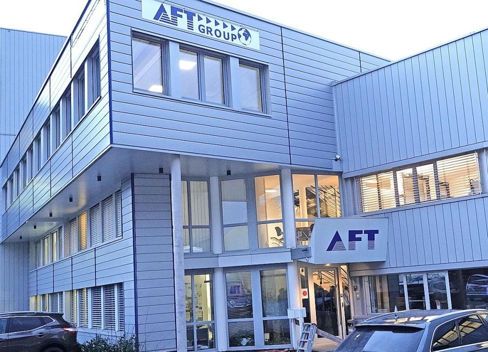 Der  Automatisierungs- und Fördertechn...ebäude um 370 Quadratmeter erweitert.   | Foto: Hege