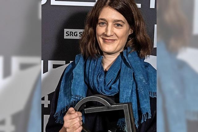 Preis für Basler Filmemacherin