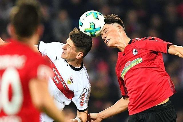 Vor dem Derby beim VfB Stuttgart – was spricht für den SC Freiburg, was gegen ihn?