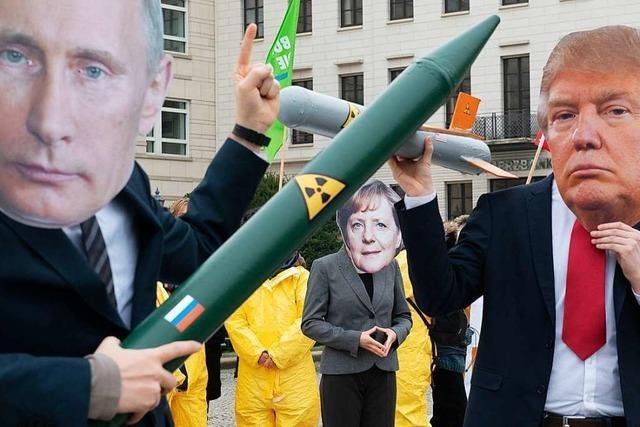 Ohne den INF-Vertrag wächst Europas neue Unsicherheit