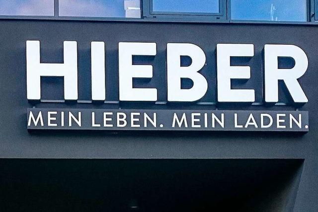 Die Lörracher Lebensmittelkette Hieber expandiert nach Steinen