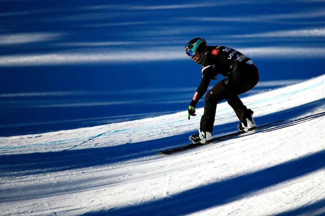 In der Qualifikation lief noch alles rund für den 27-Jährigen vom SC Konstanz.  | Foto: AFP