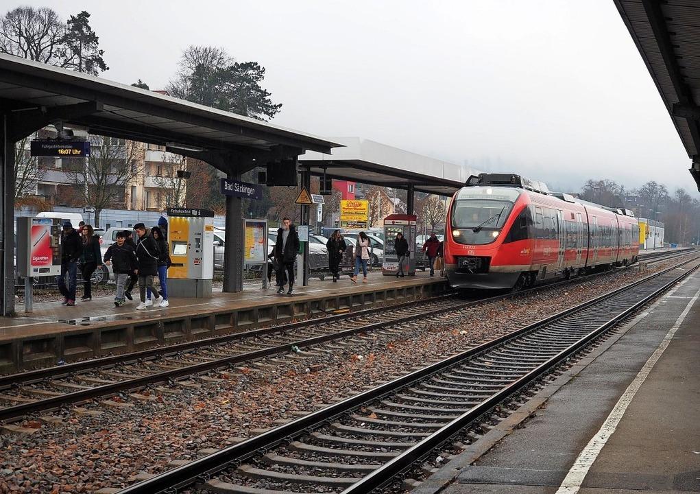 Elektrifizierung der Hochrheinbahn  | Foto: Hans Christof Wagner