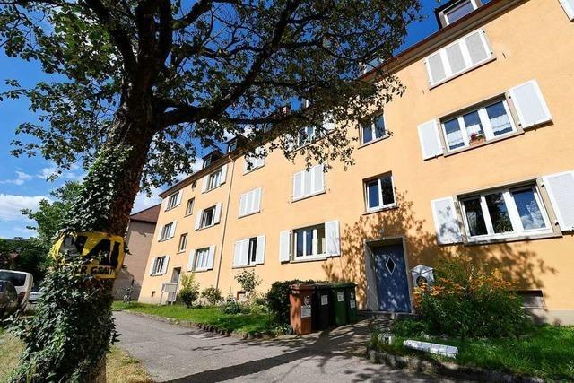 Die Häuser in der Quäkerstraße werden erstmal nicht abgerissen