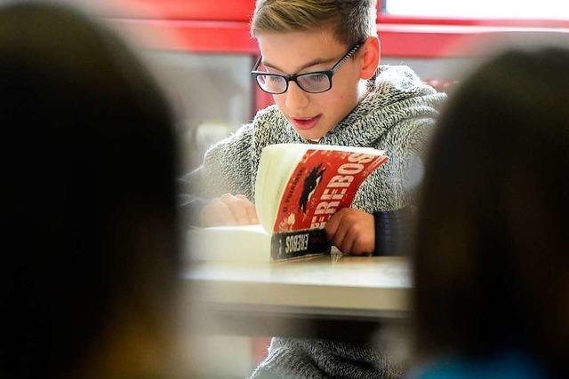 Was bringt der Vorlesewettbewerb?